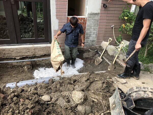 新竹土壤改良